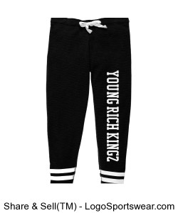 Adult Gameday Jogger Pants Design Zoom